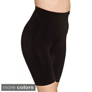 Hot Bottoms Women's Seamless Shaper Biker Shorts