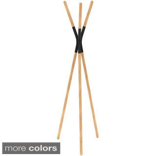 DarLiving Styx Wooden Coat Stand