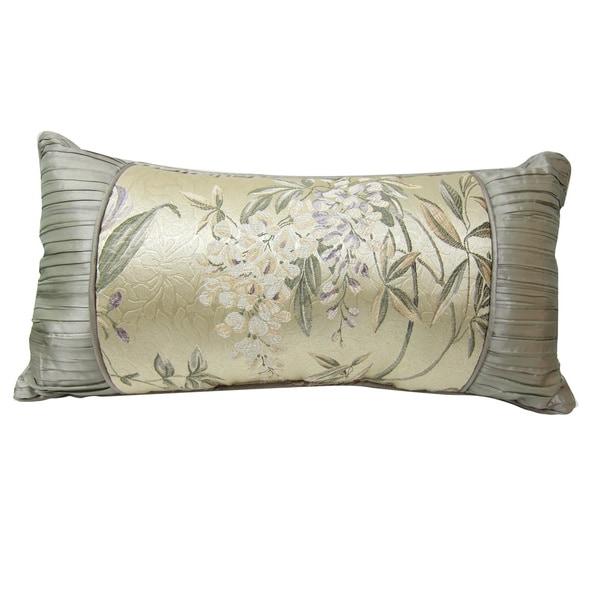 Croscill Iris Boudoir Throw Pillow Free Shipping Today