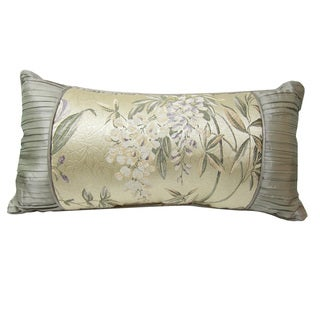 Croscill Iris Boudoir Throw Pillow