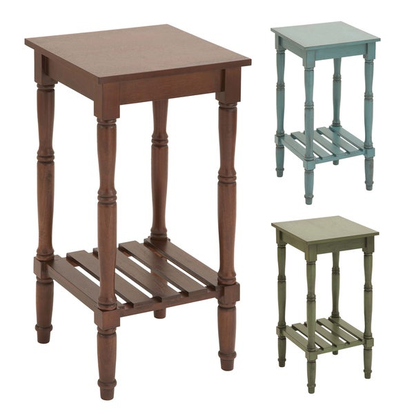 Solid Wood Coffee And End Tables For Sale: Shop Cape Cod Solid Wood 29-inch Side Table