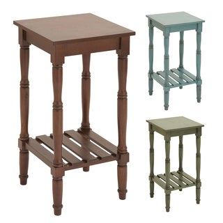 Cape Cod Solid Wood 29-inch Side Table