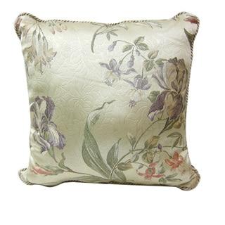 Croscill Iris Square Throw Pillow