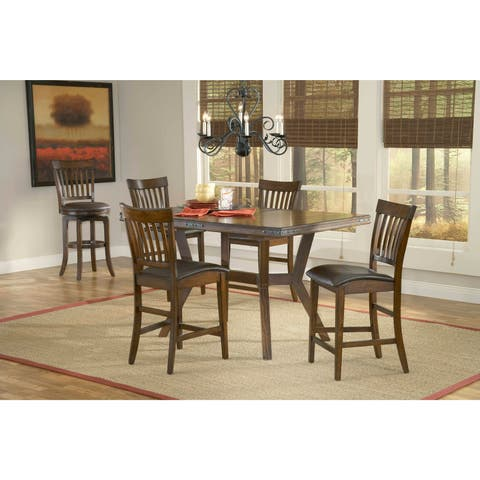 Arbor Hill 5-piece Counter Height Dining Set
