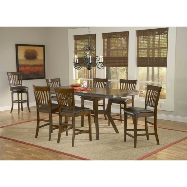 Counter Height Dining Sets On Sale: Shop Arbor Hill 7-piece Counter Height Dining Set