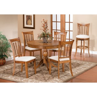 Bayberry 5-piece Round Dining Set