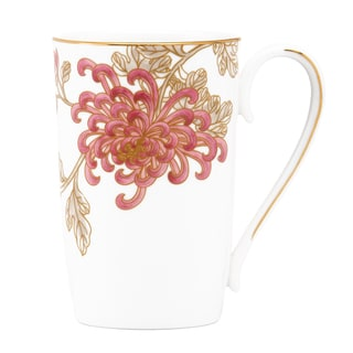 Lenox Marchesa Painted Camellia Mug
