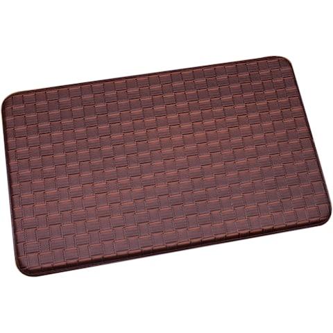 Anti Fatigue Kitchen Floor Mat (Mocha)