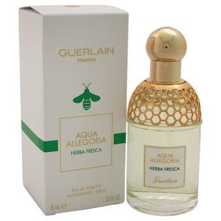Guerlain Aqua Allegoria Herba Fresca Women's 2.5-ounce Eau de Toilette Spray