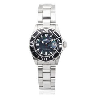 Invicta Women's 2959 Stainless Steel 'Pro Diver' Quartz Watch