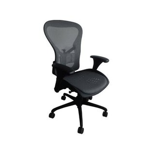 GM Seating Leader Executive Ergonomic Mesh Chair