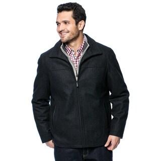 Perry Ellis Men's Wool Blend Jacket