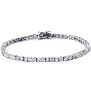 14k White Gold 4ct TDW Diamond Tennis Bracelet|https://ak1.ostkcdn.com/images/products/9332738/P16539200.jpg?impolicy=medium