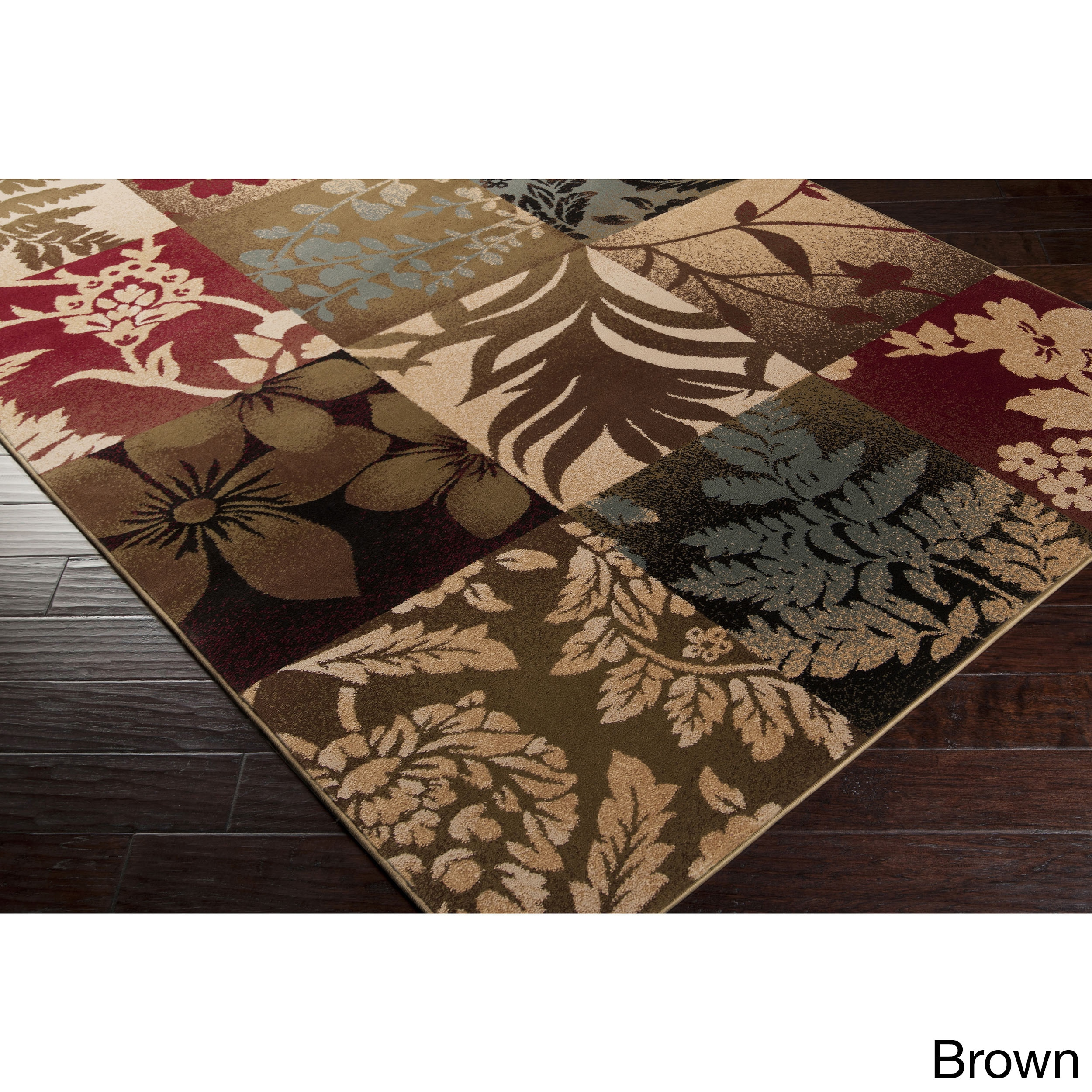 Roswell Patchwork Area Rug (2' x 3'3)