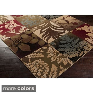 Roswell Patchwork Area Rug (2' x 3'3) - Thumbnail 0