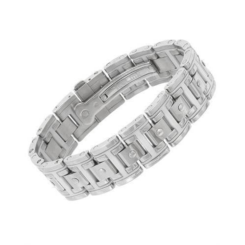 Ice Link Bracelet Stainless Steel