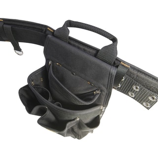 20-pocket Poly Electrical Combo Tool Belt