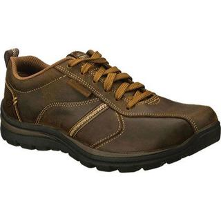 Men's Skechers Relaxed Fit Superior Levoy Brown