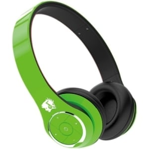 life n soul bluetooth headphones green free shipping on orders over 45 16539754. Black Bedroom Furniture Sets. Home Design Ideas
