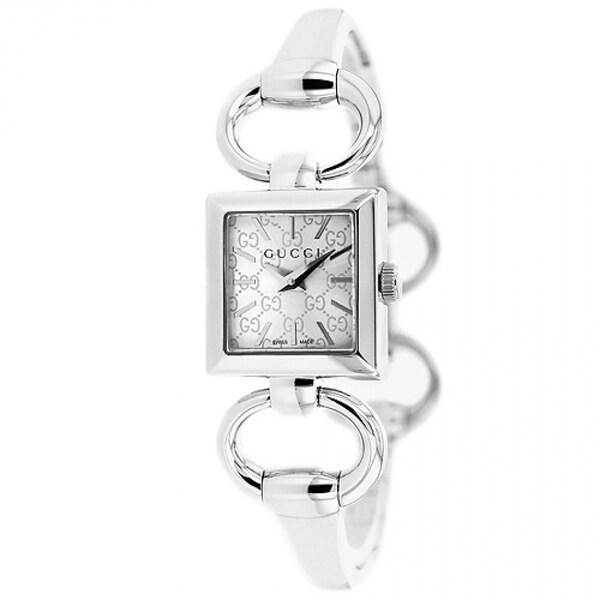 d2ed54034 Shop Gucci Women's YA120514 Tornabuoni Watch - Free Shipping Today ...