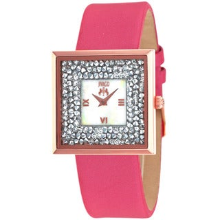 Jivago Women's JV7413 Pink Brilliance-S Watch