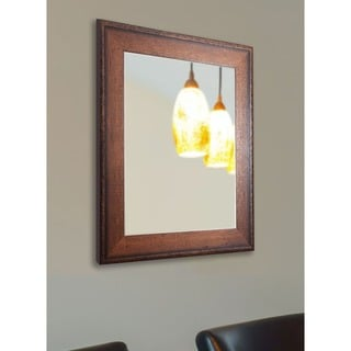 American Made Rayne Timber Woods Vanity Wall Mirror