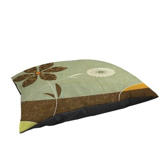 Graphic Garden Sadie Large Rectangle Pet Bed