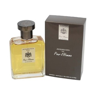 Jacques Fath Pour l'Homme Men's 4.2-ounce Eau de Toilette Spray