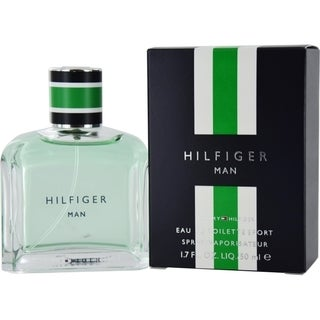 Tommy Hilfiger Hilfiger Man Men's 1.7-ounce Eau de Toilette Sport Spray