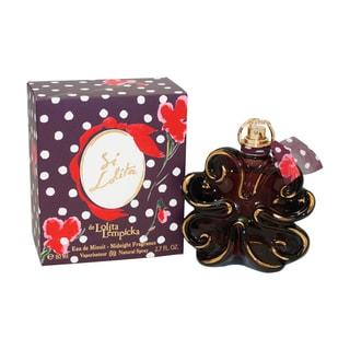 Lolita Lempicka Si Lolita Midnight Women's 2.7-ounce Eau de Parfum Spray