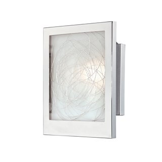 Lite Source Paola 1-Light Wall Sconce