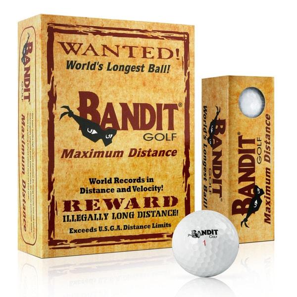Bandit MD Golf Balls (Set of 12)