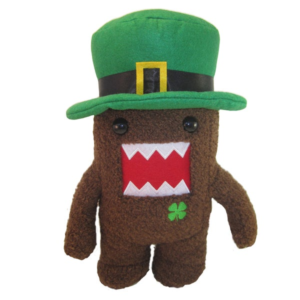 License 2 Play Domo St. Patrick's 9-inch Plush