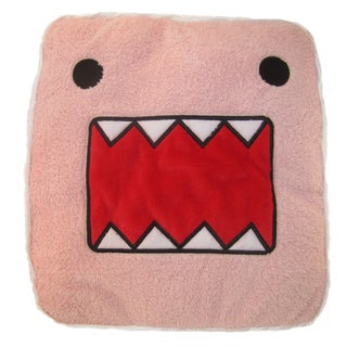 License 2 Play Domo Pink Face Pillow