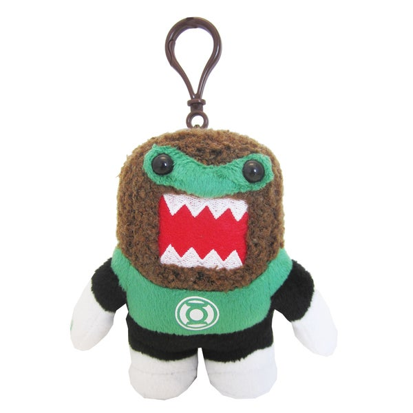 License 2 Play Domo Green Lantern Clip-on Plush