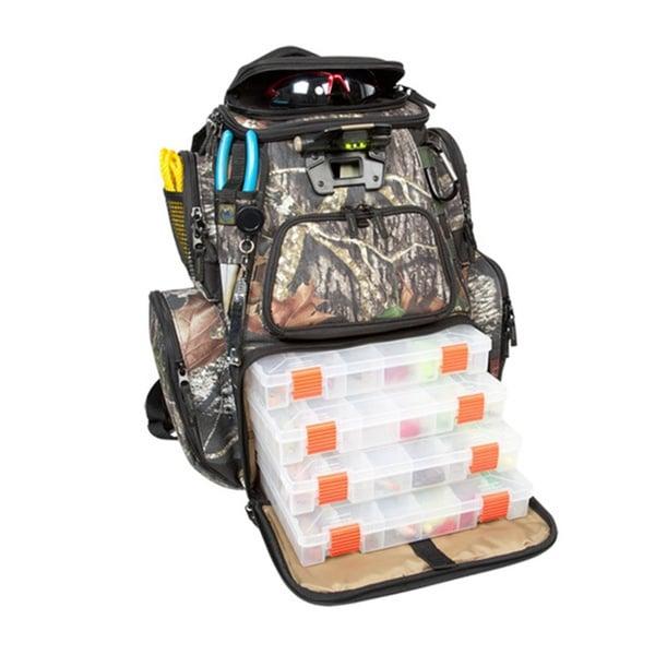 WR Nomad Lighted Camo Backpack