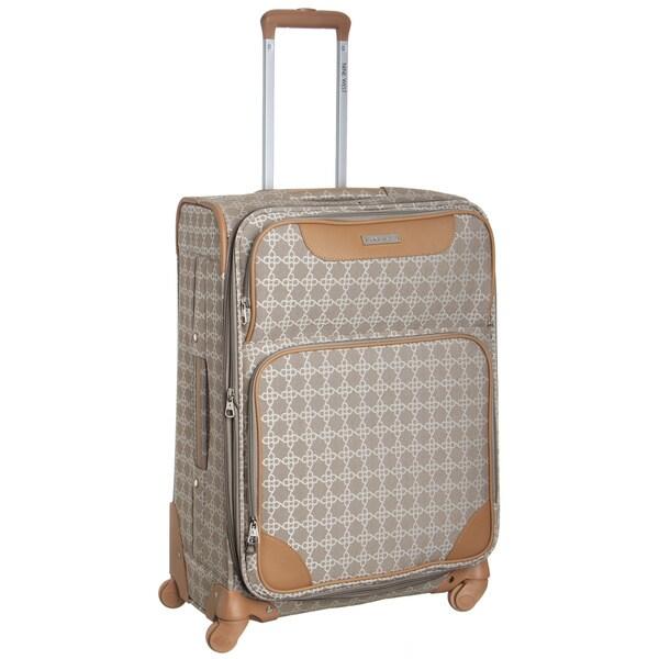 d5c2a9522 Shop Nine West Addison 24-inch Medium Expandable Spinner Suitcase ...