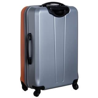 Nautica Ahoy 25-inch Hardside Upright Spinner Suitcase
