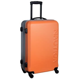Nautica Ahoy 25-inch Hardside Upright Spinner Suitcase