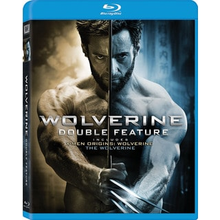 Wolverine Double Feature (Blu-ray Disc)