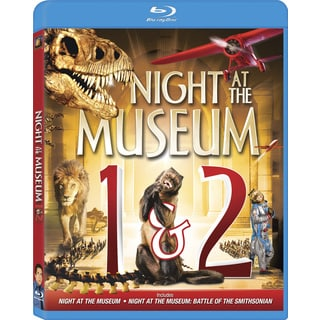 Night At The Museum 1 & 2 (Blu-ray Disc)