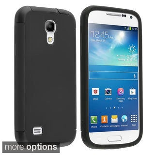 Insten Rugged Hard Plastic Phone Case for Samsung Galaxy S4/ S IV Mini