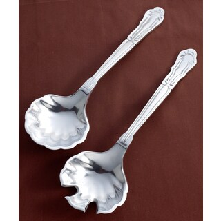 14-inch Cockle Shell Serving Set