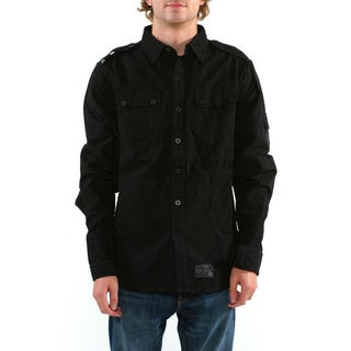 Sector 9 Men's 'Sharps' Black Shirt