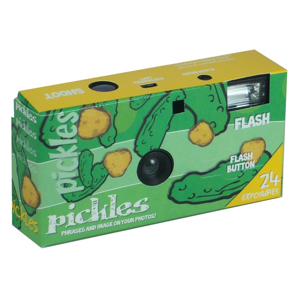 License 2 Play Pickle Camera
