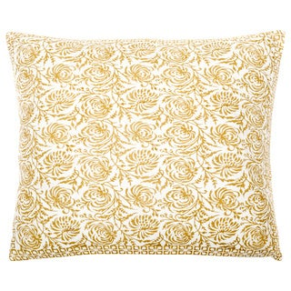 Trendsage Vine Dijon Decorative Accent Pillow