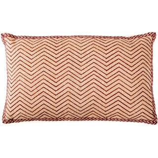 Trendsage Pin Zag Decorative Accent Pillow