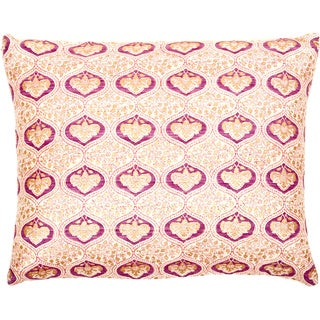 Trendsage Tussar Ghiccha Decorative Accent Pillow