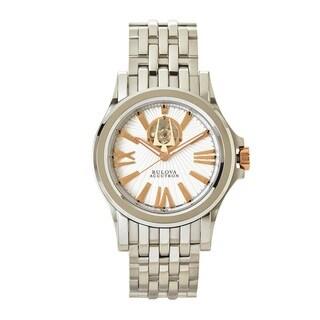 Bulova Accutron Men's 65A103 Skeleton Watch