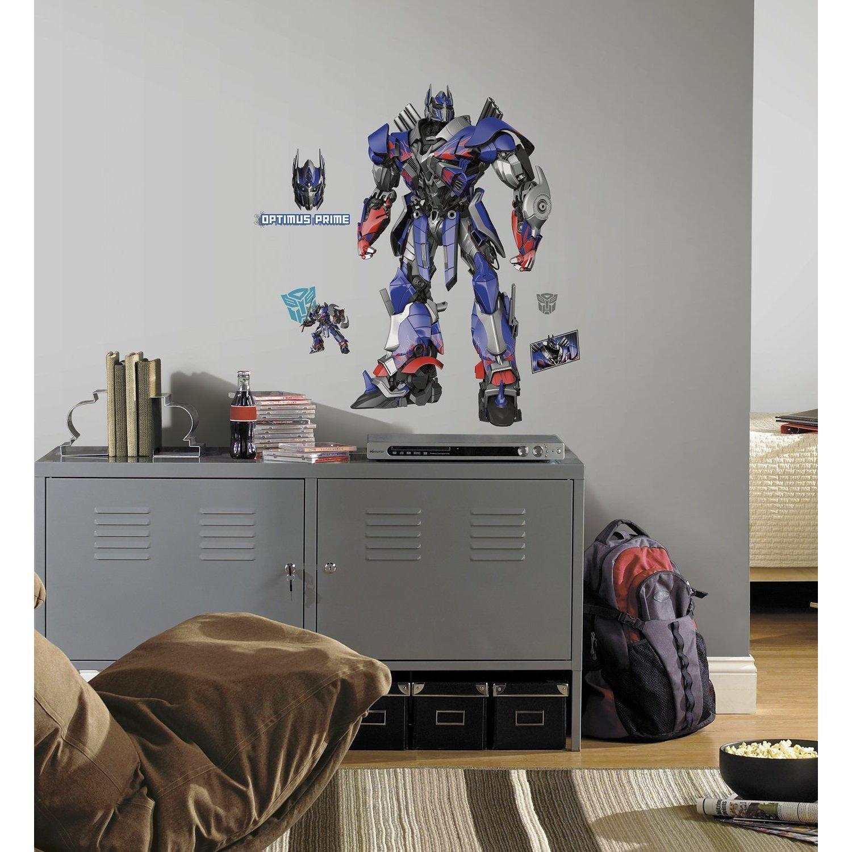 RoomMates Transformers: Age of Extinction Optimus Prime P...